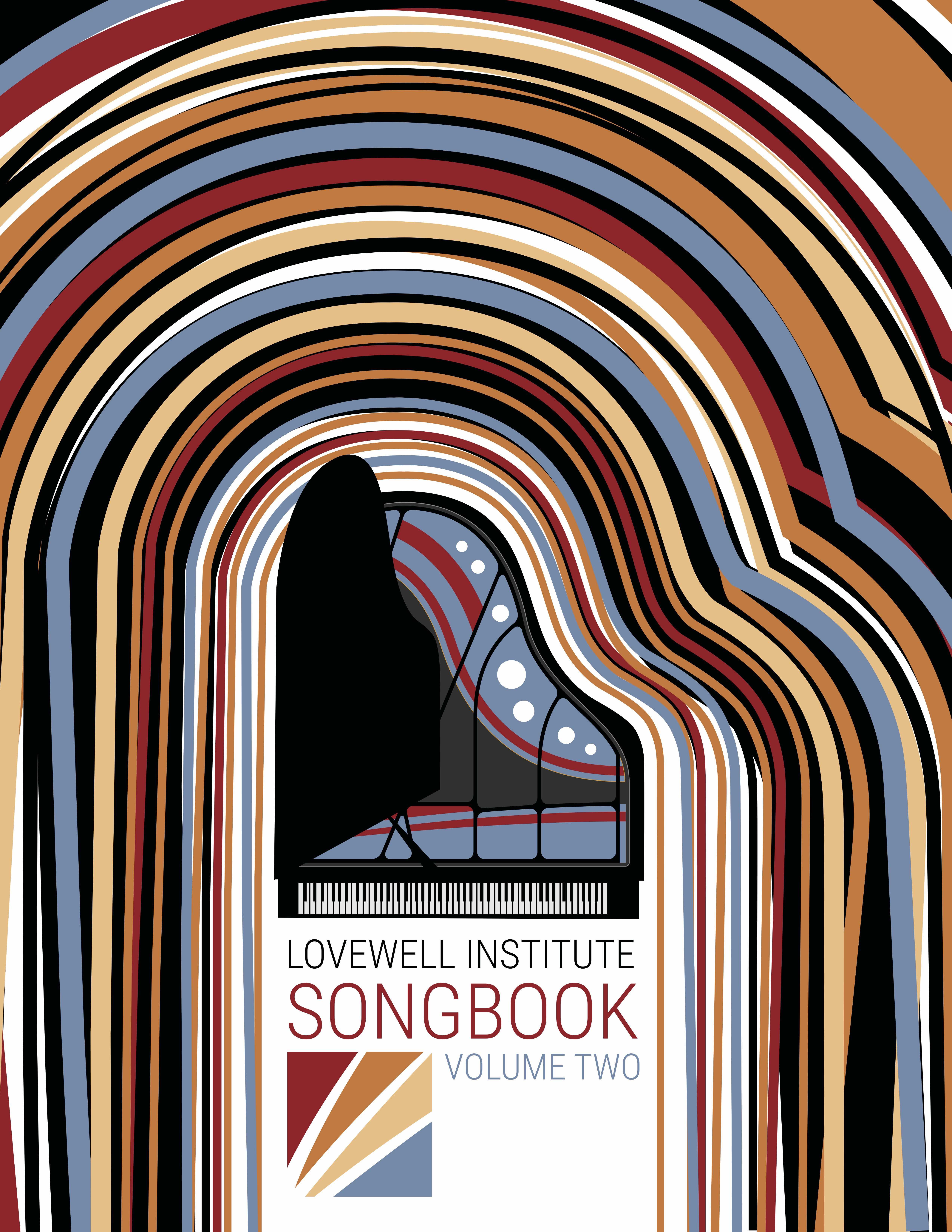 Lovewell Songbook Volume 2 Cover